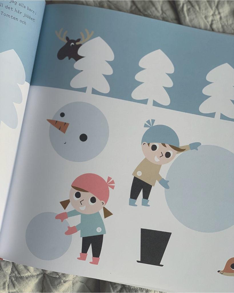 Personlig barnbok som den perfekta julklappen