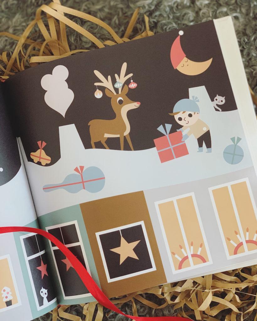 Personlig barnbok Jag räddar julen Personlig present Personlig julklapp Egen bok Adventspresent Bok om julen Bok om tomten