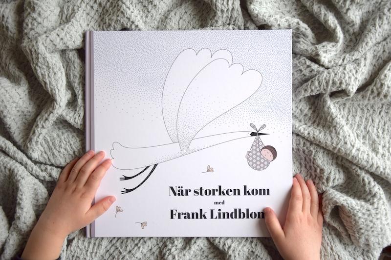 Personlig Barnbok - Rolig doppresent